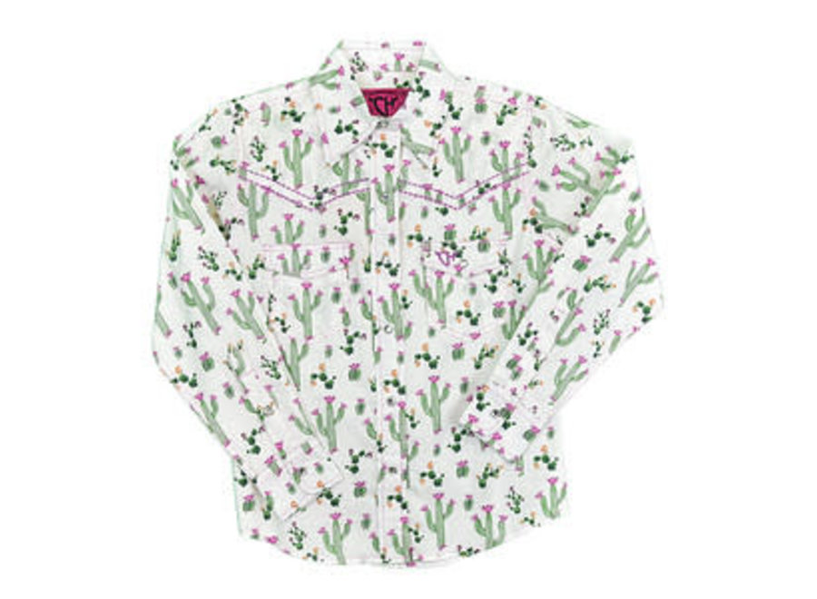 425456-021 Mixed Floral Cacti