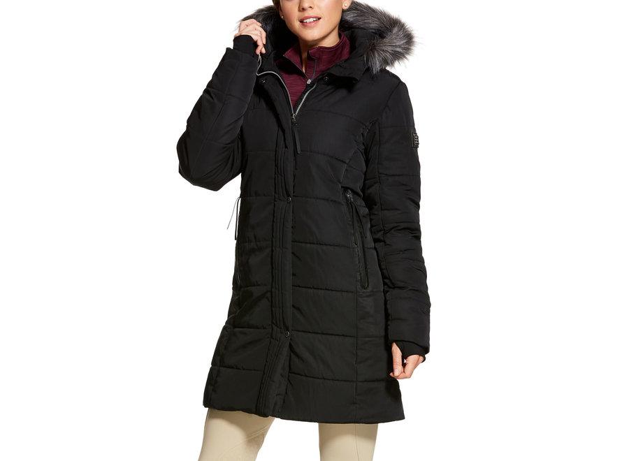 10028099 Gesa Coat Blk
