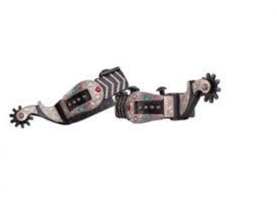 2589992LHJ- Ladies antique buckle tip