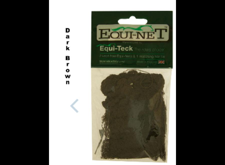 241201 EQUI-NET DARK BROWN