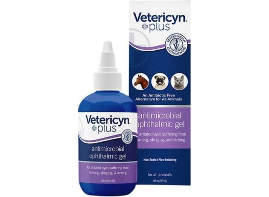 063141 VETERICYN PLUS ANTIMICROBIAL EYE WASH