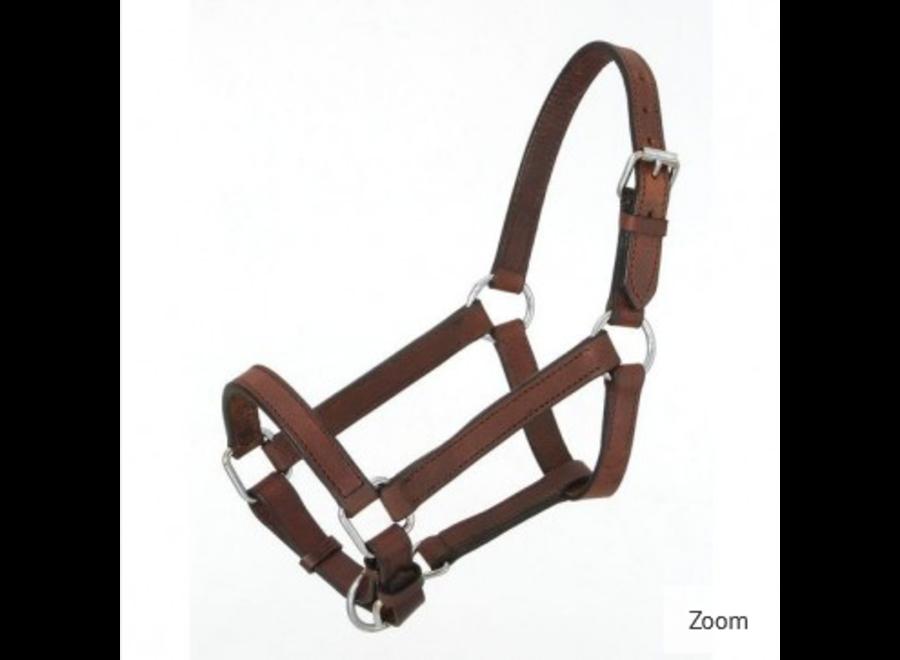 44-701-7 mini halter brown small