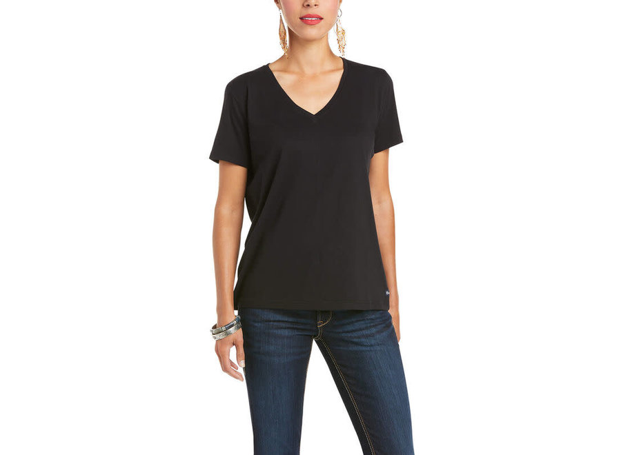 10035204 Element T-shirt Indigo Coast