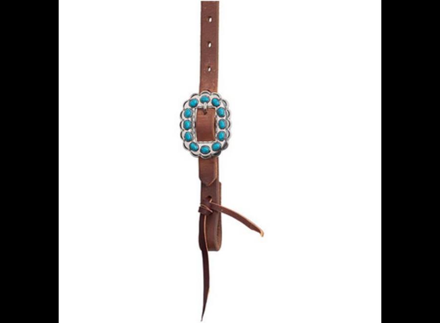 10036-03-05- turq stone slim browband
