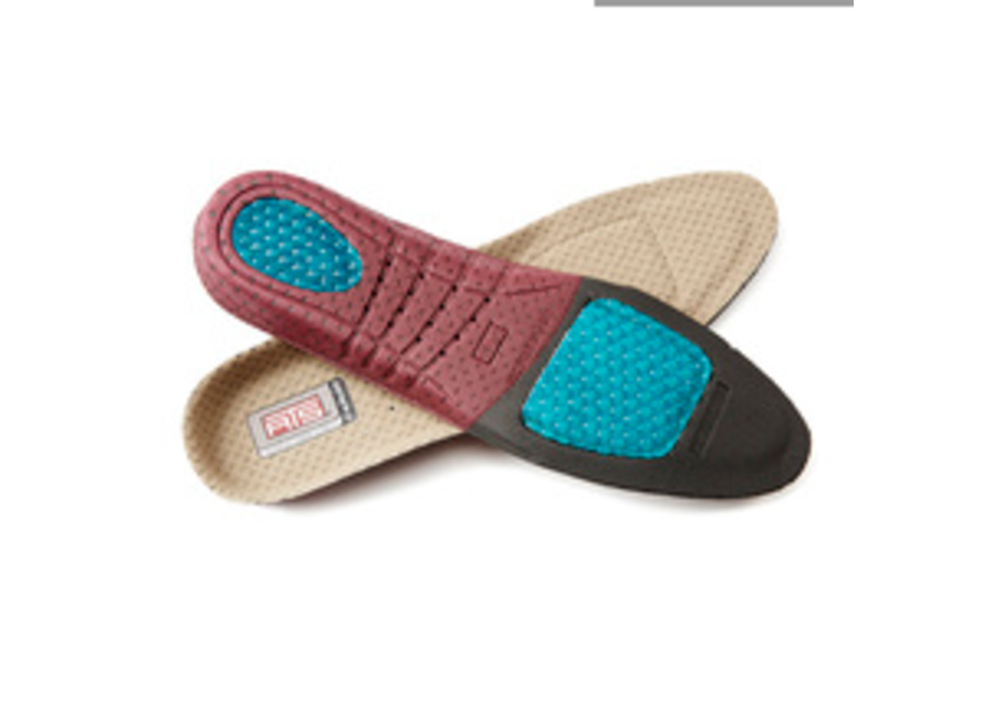 10008007 FOOTBED ROUND TOE 10
