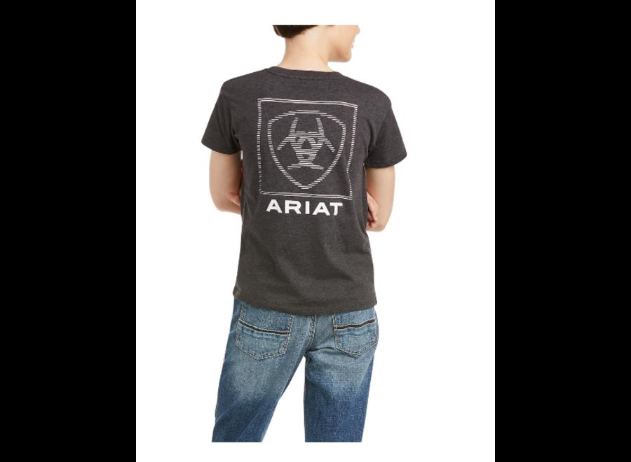 10036554 Short Sleeve Charcoal