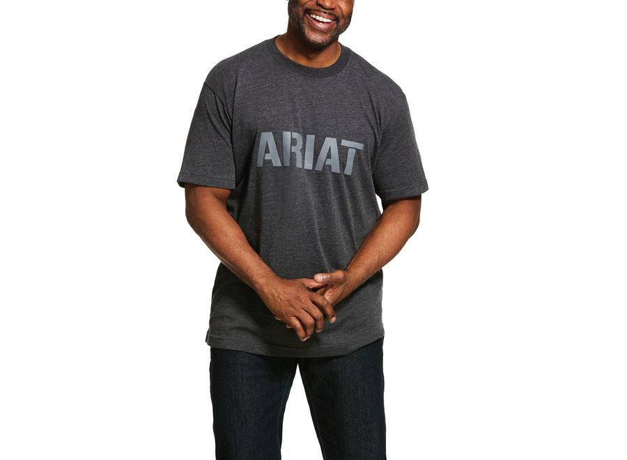 10030291 Rebar Charcoal Ariat T-shirt
