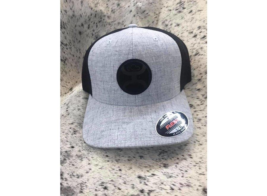 Cayman Hooey Black/Gray
