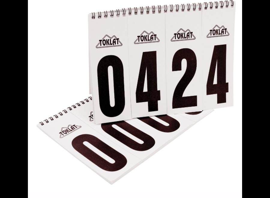 23-NUMPKT- NUMBER PACKET