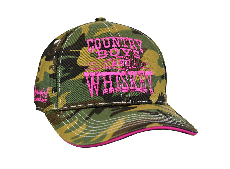 201200-930 Country Boys SnapBack Camouflage