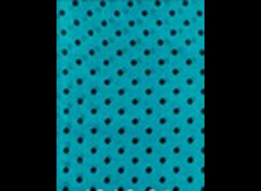 1316- Scarf Dots Silk 34X34