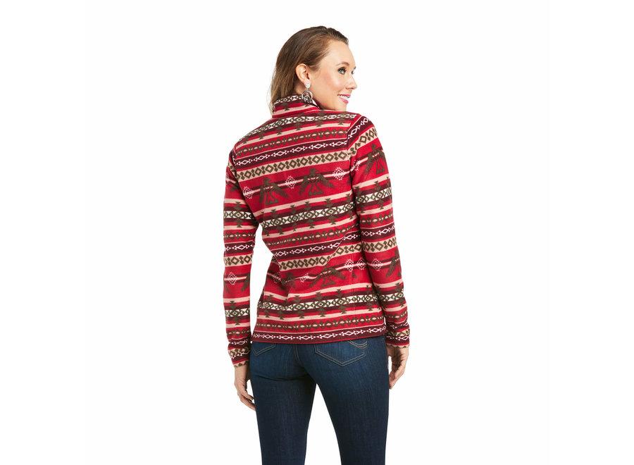 10037563 Thunderbird Serape sweatshirt