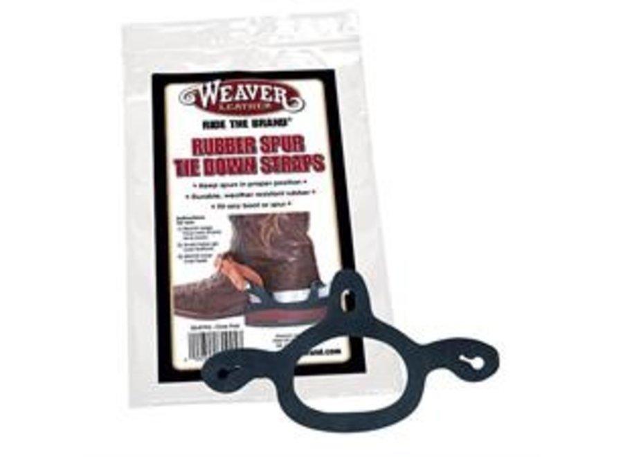 30-0792 rubber spur tie down straps