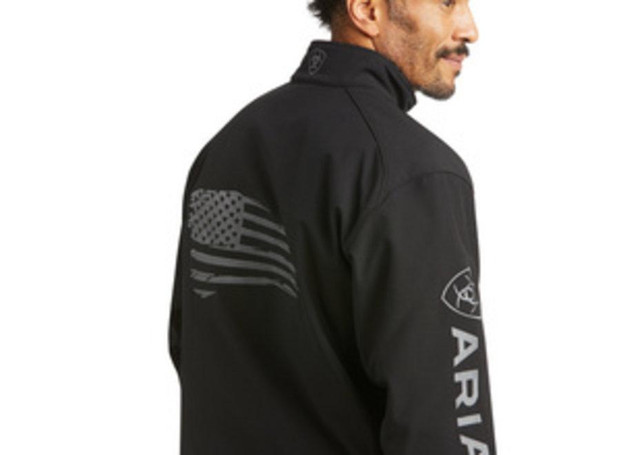 10037439- Patriot Softshell Black