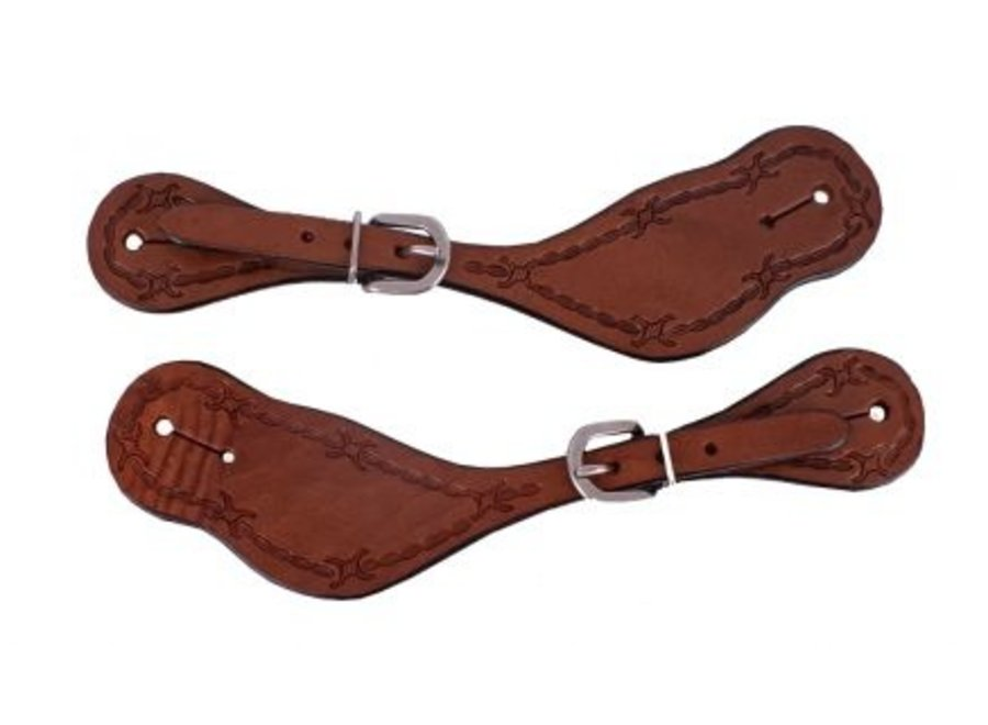 wx-2164 barbwire spur strap