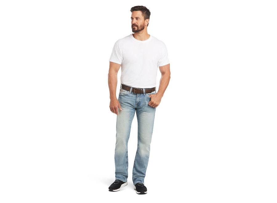 10031997-M7 slim fit straight leg