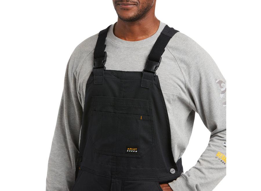 10032485 Rebar Black Hardworking Bibs