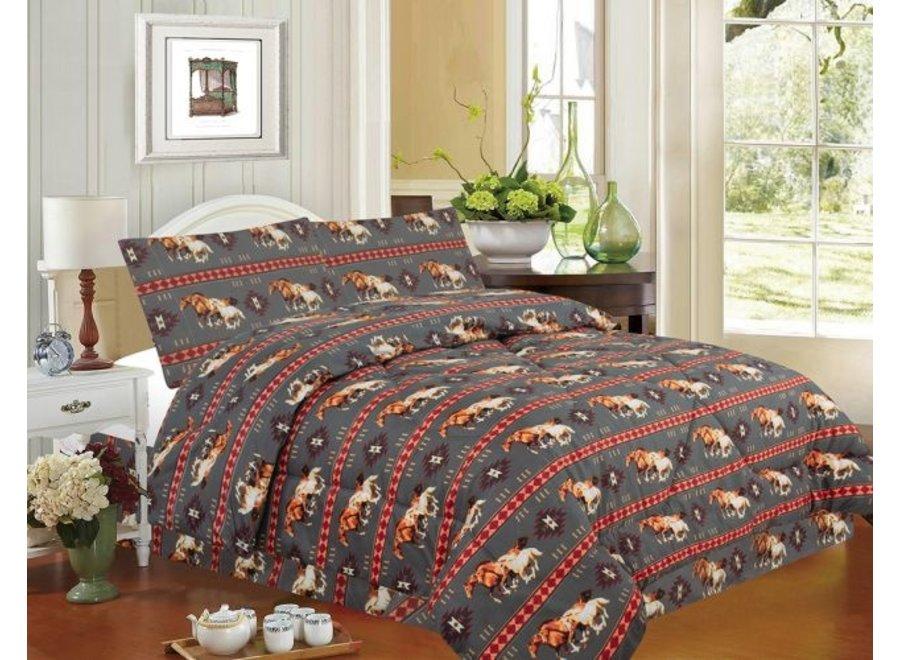 0432 king size comforter set