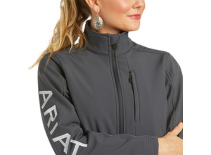 10037438 WOMENS REAL TEAM PATRIOT JACKET INDIA INK