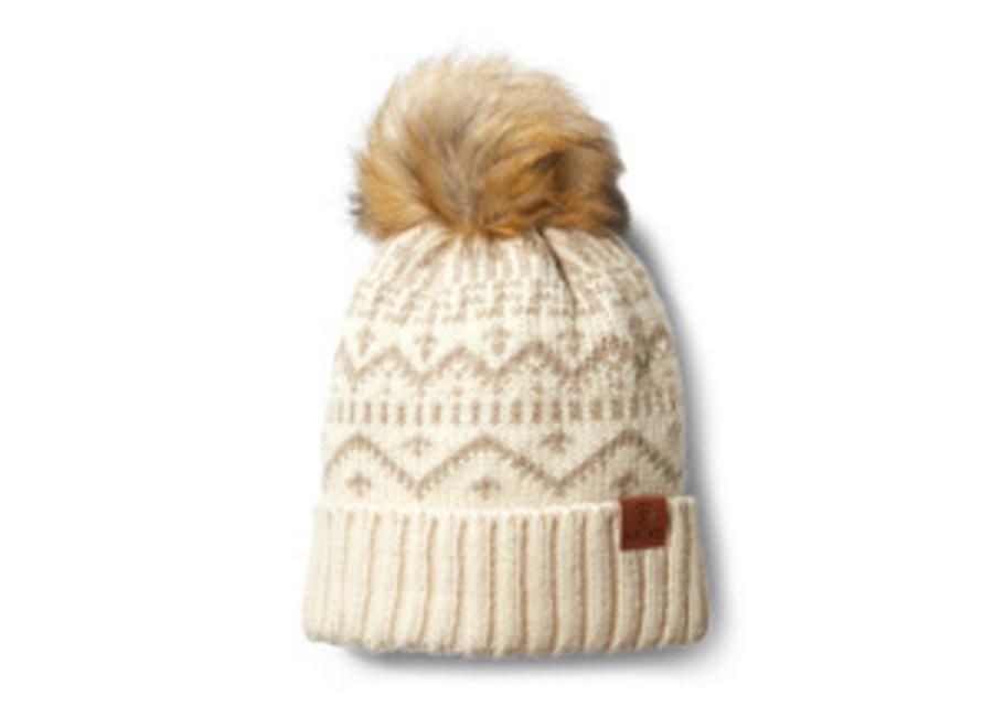 10033346 Aztec Naturale/Burlap Hat