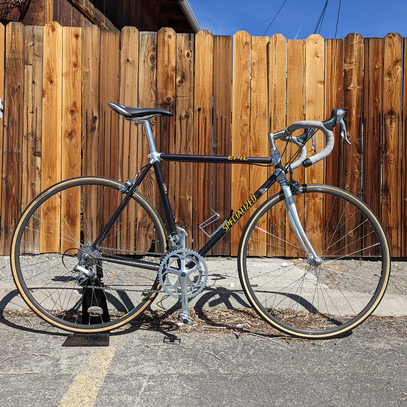 Specialized Specialized Epic Carbon Road 55