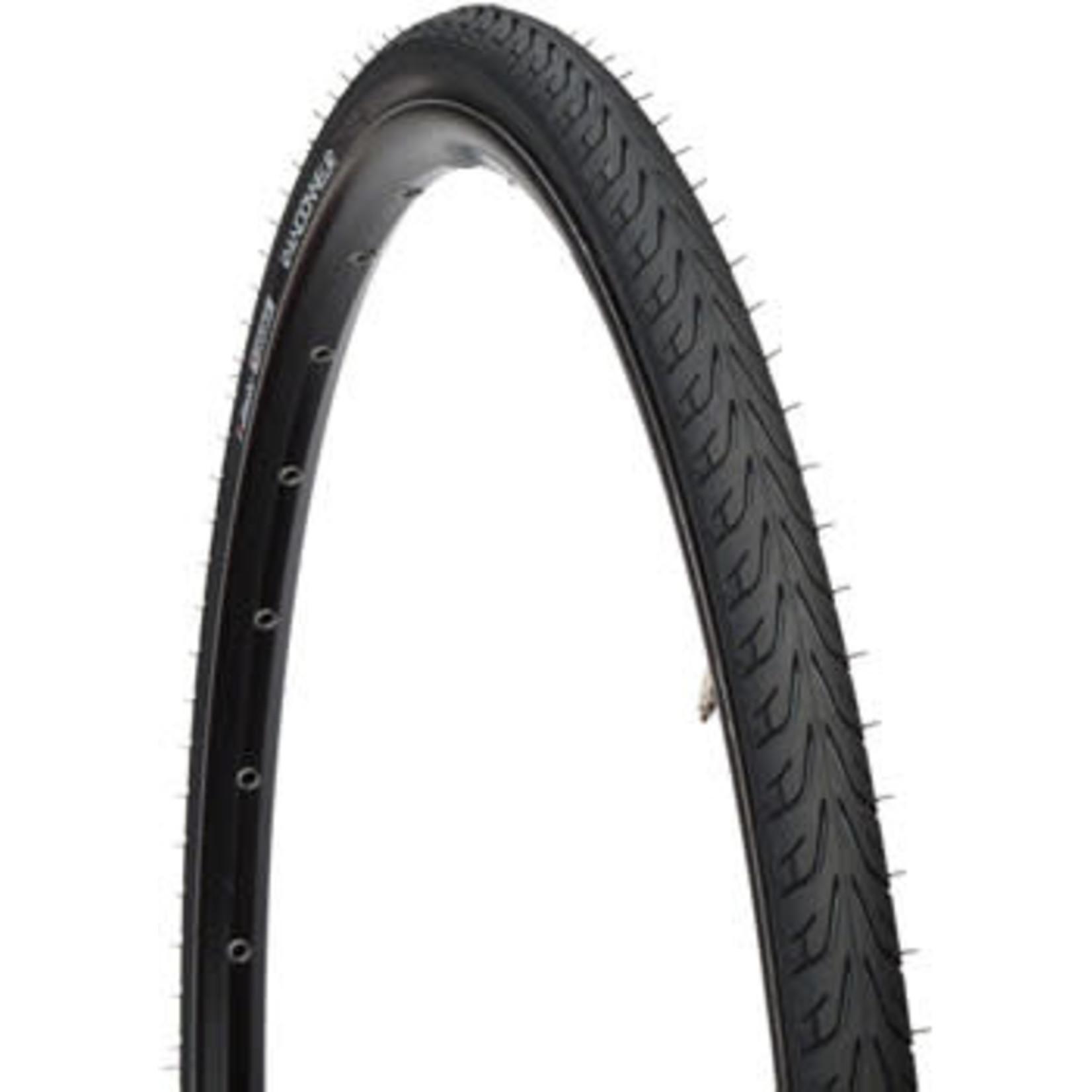 Vittoria Vittoria Randonneur II Tire - 700 x 35, Clincher, Wire, Black, 33tpi