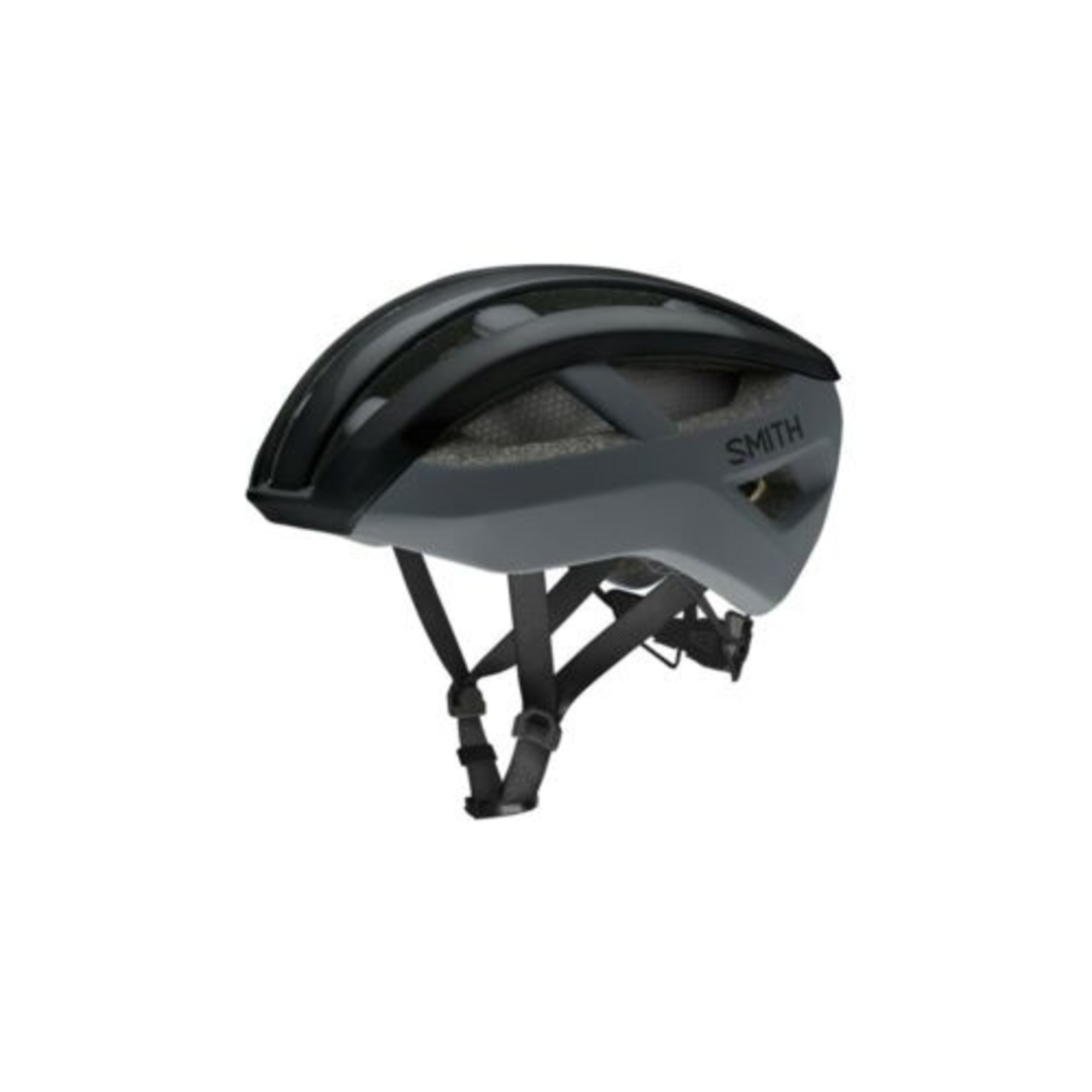 Smith Optics SMITH Optics Network MIPS Helmet with Aerocore featuring Koroyd (Black) LARGE
