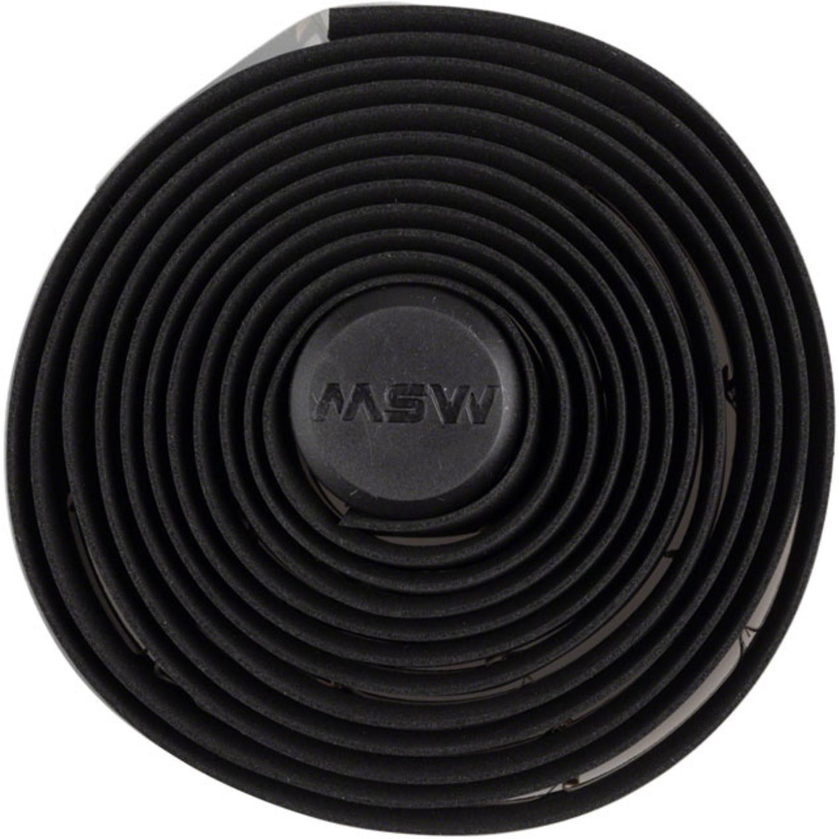 MSW Black Basic Bar tape