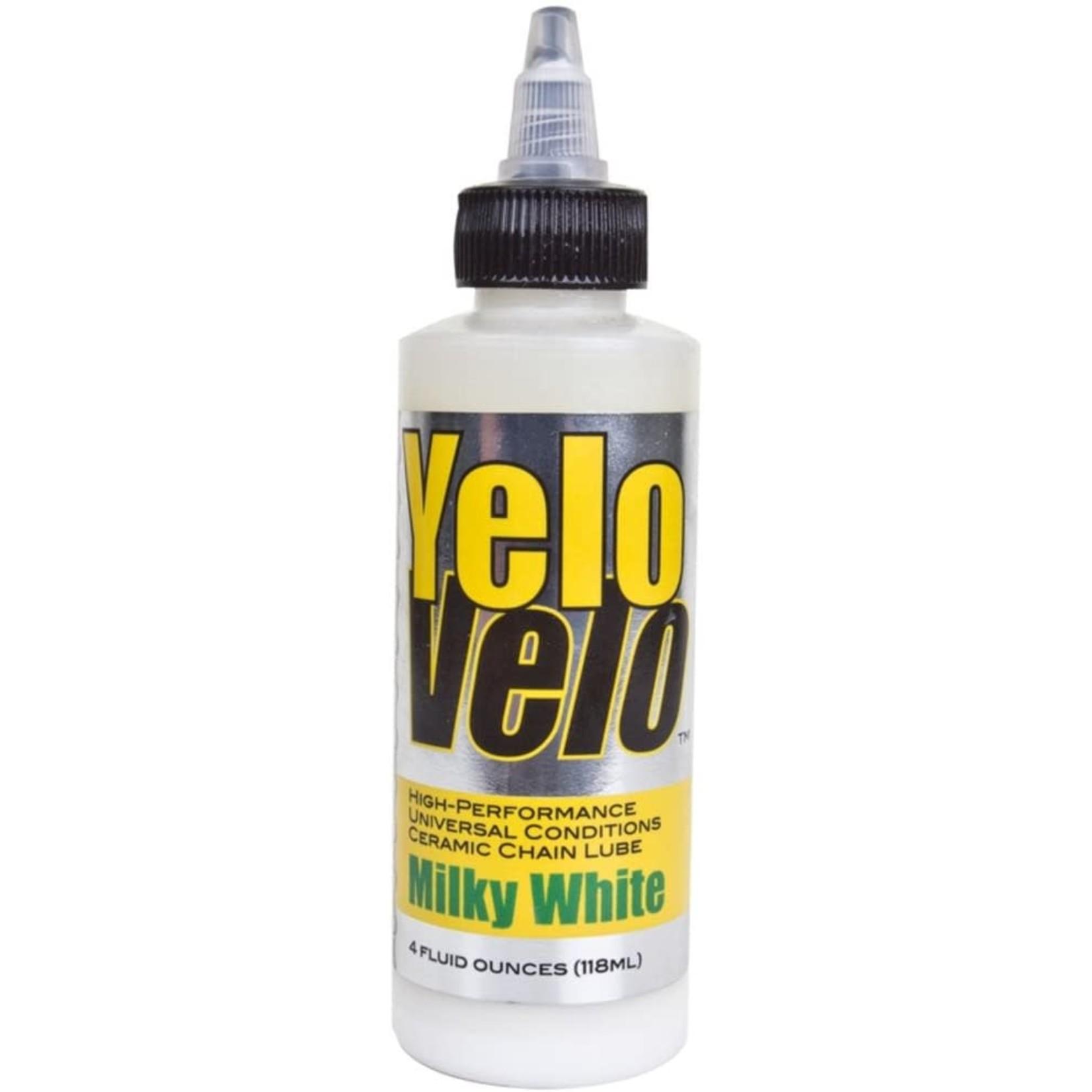 Yelo Velo YELO VELO MILKY WHITE 4 OZ.