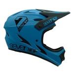 7iDP 7iDP, M1, Full Face Helmet, Matt Cobalt Blue/Black, XL, 61 - 62cm