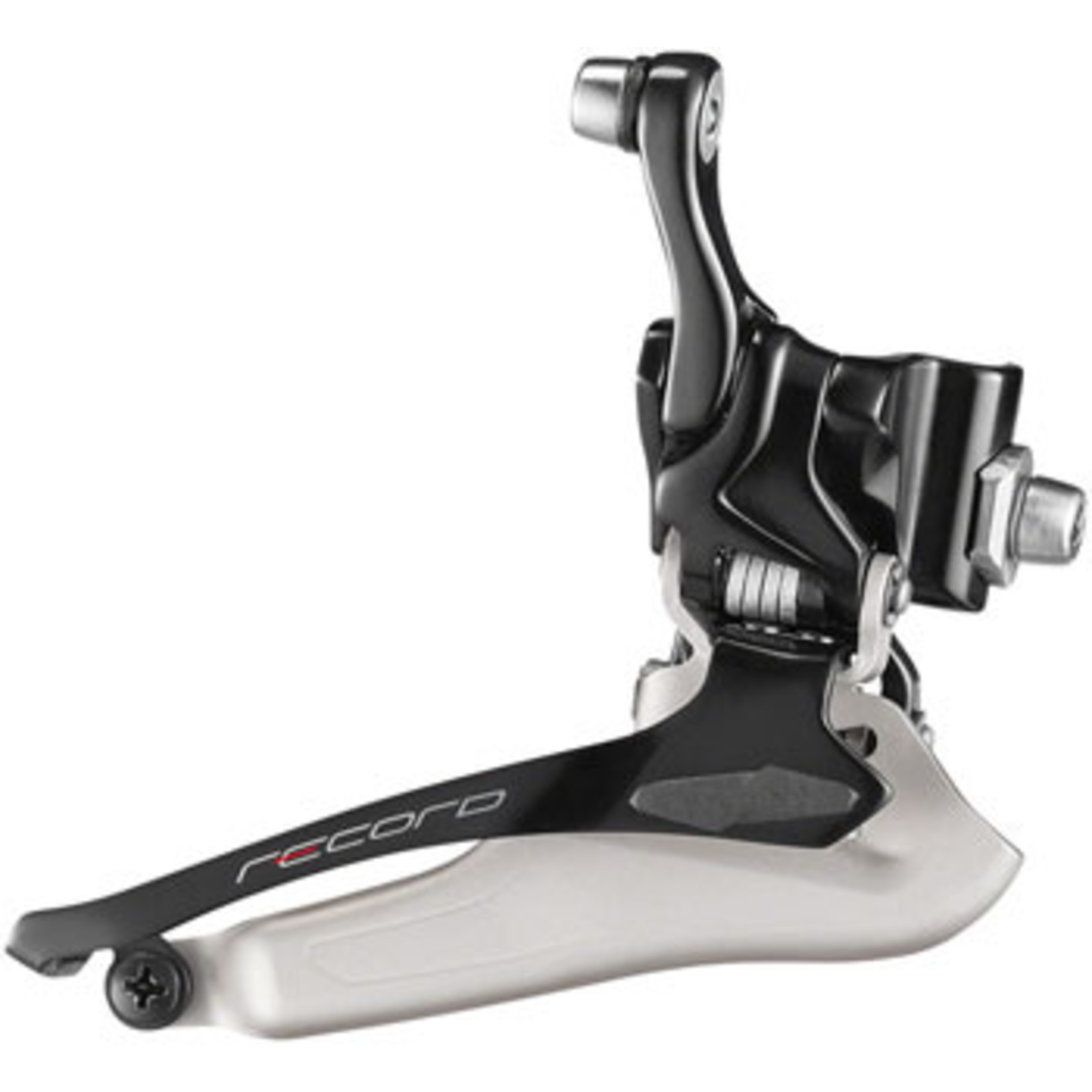Campagnolo Campagnolo Record 12s Front Derailleur, 12-Speed, Braze-on, Carbon