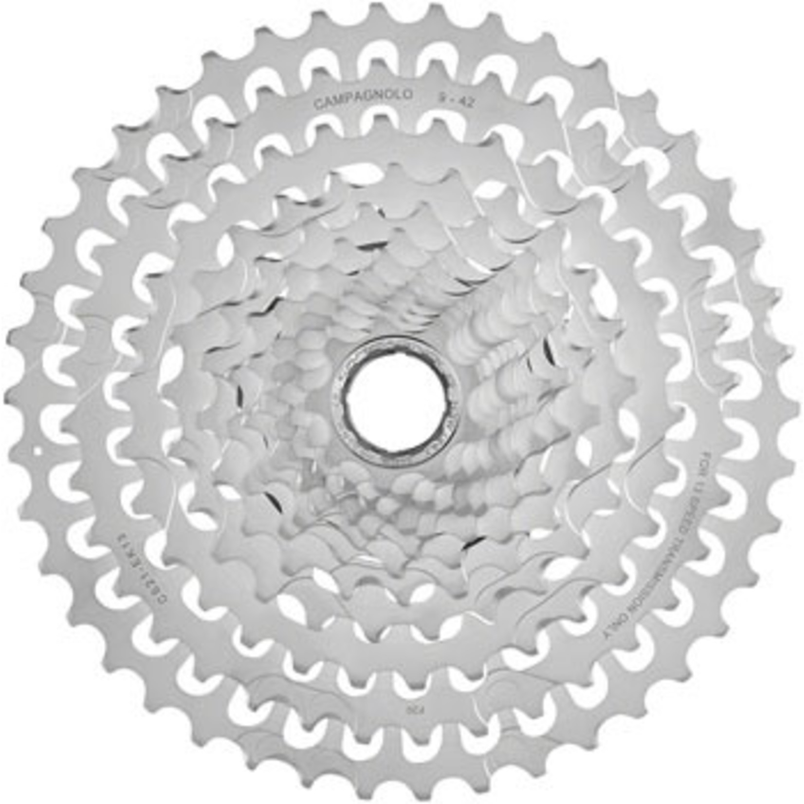 Campagnolo Campagnolo EKAR Cassette - 13-Speed, 9-42t, Silver, For N3W Driver Body