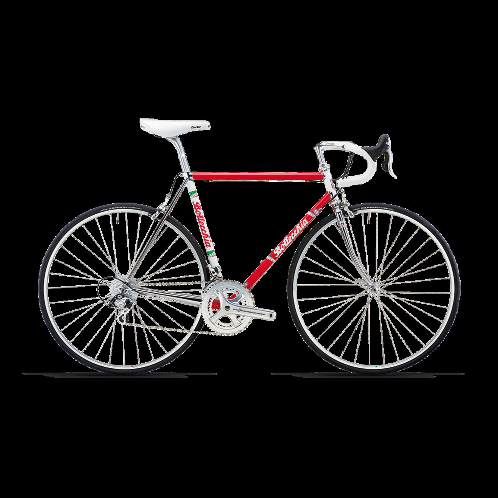 Bottecchia Bottecchia LEGGENDARIA 57 cm Red White frameset