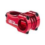 Deity Copperhead 50mm 31.8 Stem - Red