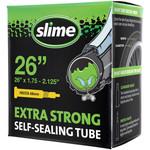 "Slime Self-Sealing Tube 26"" x 1.75-2.125"" Extra Strong, Presta Valve 48mm"