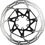 SRAM SRAM CenterLine 2-Piece 160mm 6-bolt Rotor with Rounded Edge