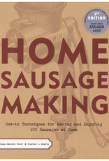 Butcher at Home Home Sausage Making By Susan M. Perry & Charles G. Reavis
