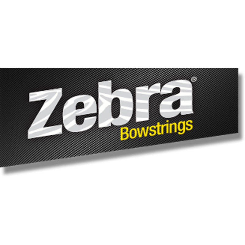 "Barracuda Zebra Bow Cable 30 5/8"" Chill R"