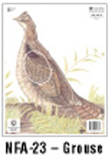 """Group 4 Grouse Target 11.25""""x14.25"""""""