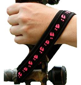 Outdoor Pro Staff Outdoor Wrist Sling Pink Deer Tracks