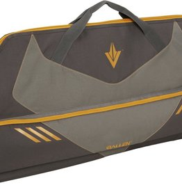 """Allens Allen Castor Padded Compound Bow Case. 37"""" x 18"""". Will suit many 32 inch Axle to axle bows."""