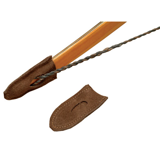 Leather Longbow Tip Protector (Each)