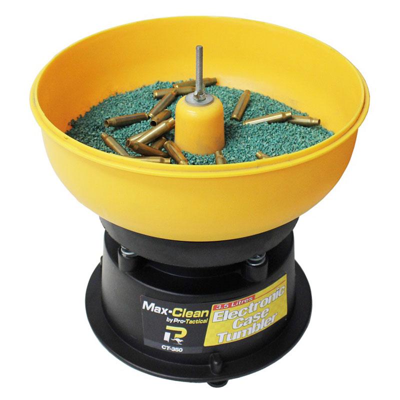 Max Clean Max-Clean Electronic Case Tumbler 3.5 Litre