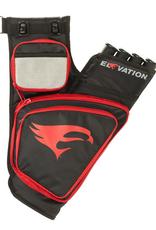 Elevation Elevation Transition Quiver Black/Red 4 Tube RH