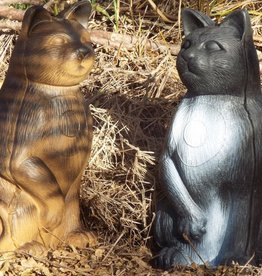 Southern Cross Targets SCT 3D Feral Cat Target Brindle/Tan