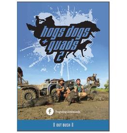 AFN Hogs Dogs & Quads 2 DVD