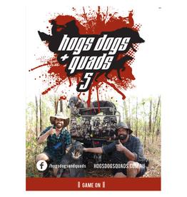 AFN Hogs Dogs & Quads 5 DVD
