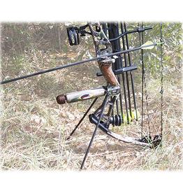 Vibracheck Quickstand BowBipod RH/LH Blk