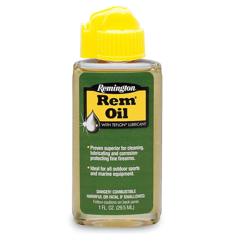 Remington Remington Oil 1oz. Squeeze Bottle