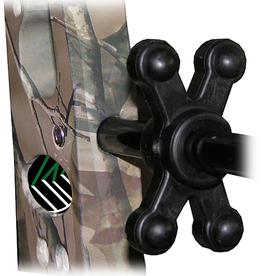 Bow Jax BowJax Slim Jax Cable Rod Dampener Black